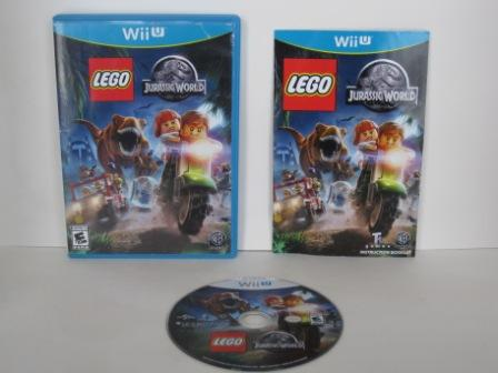 LEGO Jurassic World - Wii U Game